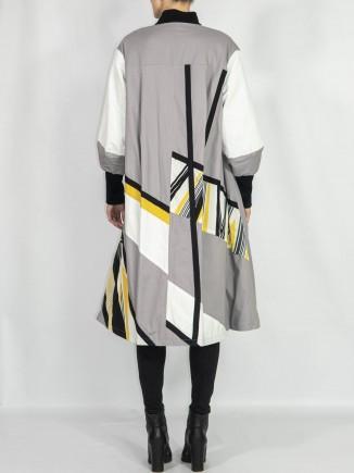 Unique coat Olga Mihoc